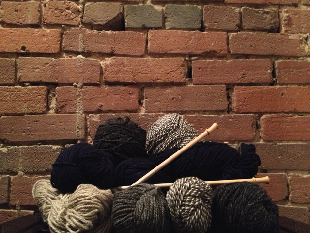 yarn stack