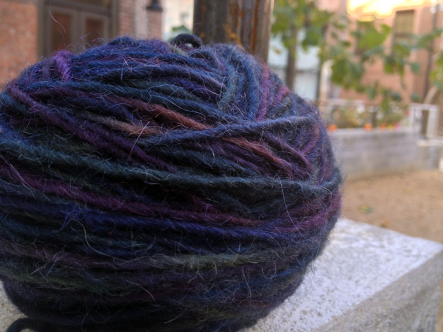 turband ball o yarn